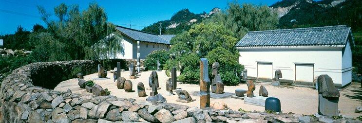 japanese tea garden isamu noguchi