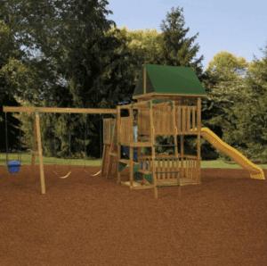 Swing-N-Slide Trekker Swing Set