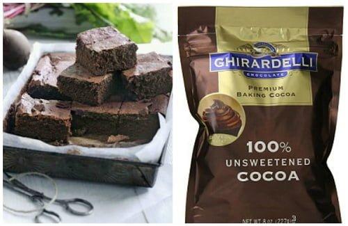 garden glut recipes beetroor-brownies