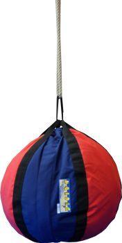 swing set accessories wrecking ball design
