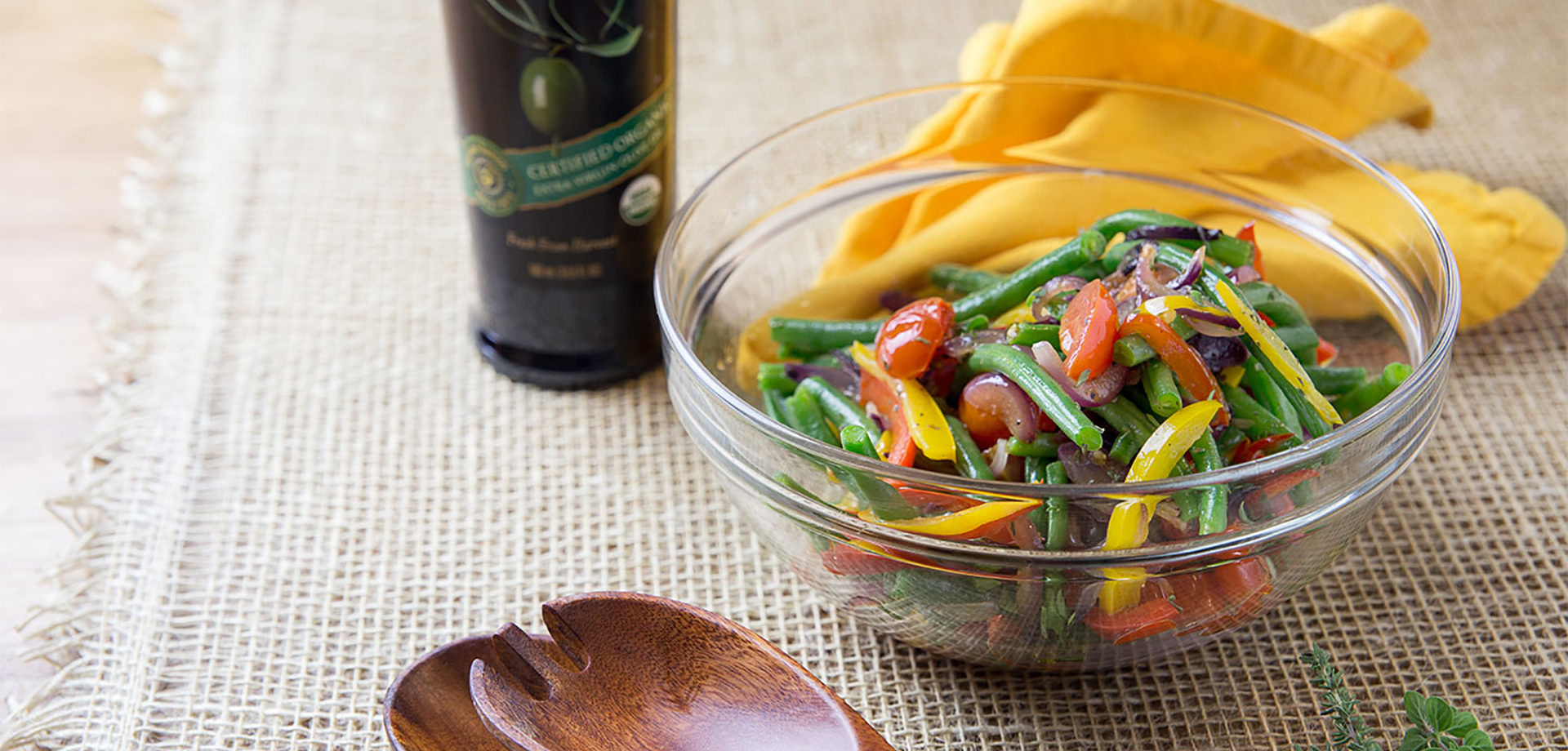 vegetables to grow in the fall bean-salad