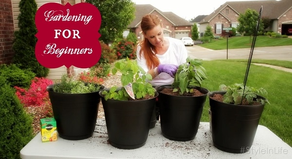 Gardening for beginners 13 books and resources to consult for Gardening tools beginners