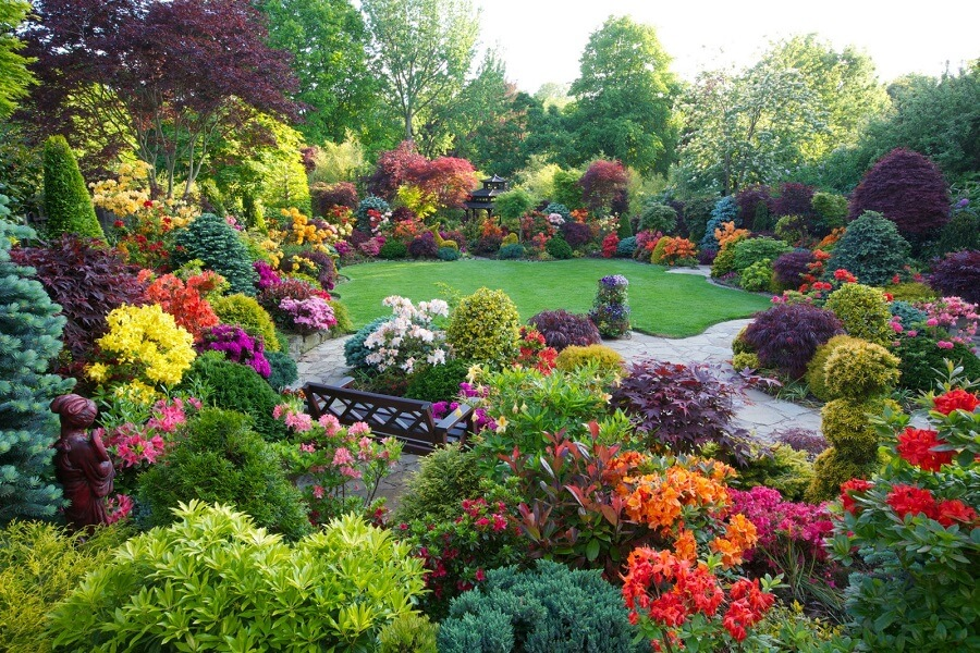 Top 5 Flower Garden Ideas And Tips For Gorgeous Results