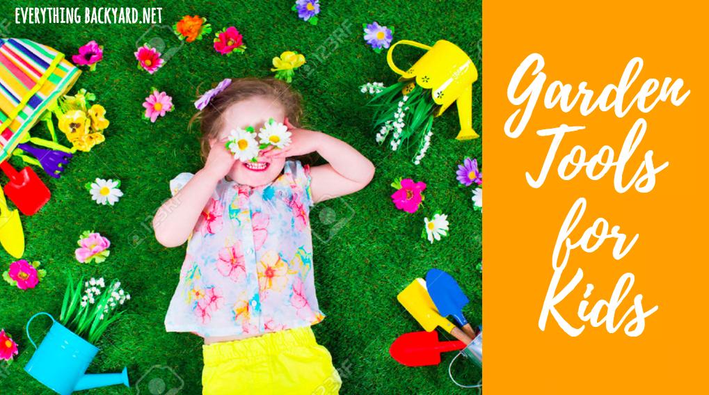 garden toys for kids