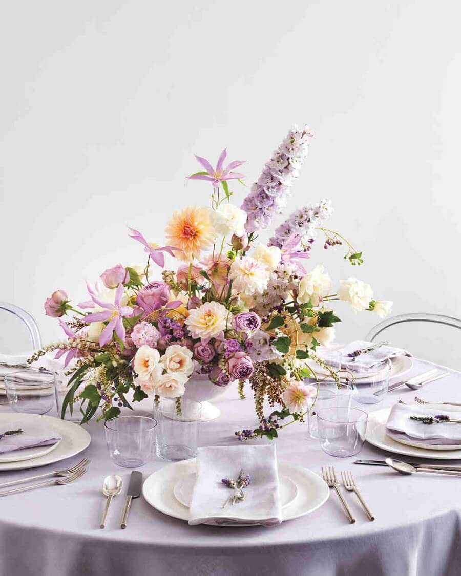 10 DIY Wedding Centerpieces Using Your Own Flowers