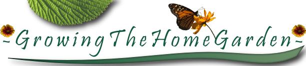 growing the home garden blog
