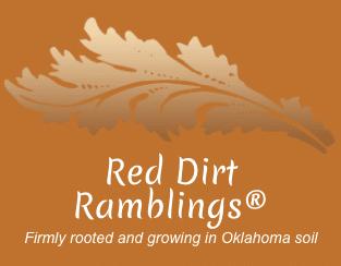 red dirt ramblings blog