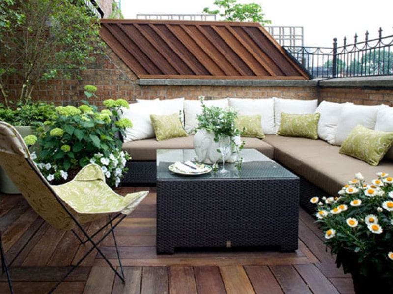 on house roof terrace design ideas