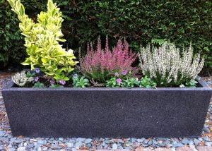 garden planters diy, large garden planter