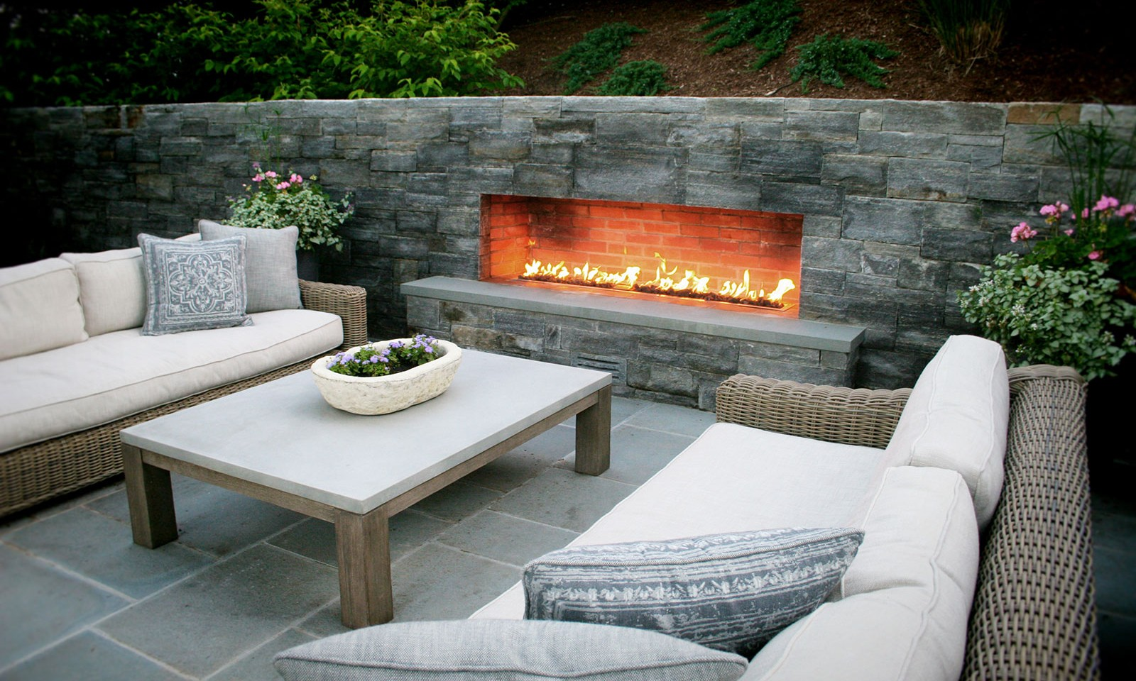 Outdoor Fireplace Kits: The Perfect Addition To Your Patio on Backyard Outdoor Fireplace id=80159