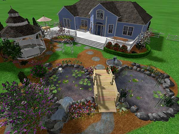Free Landscape Design Software Outstanding Choices - Computer program for backyard design
