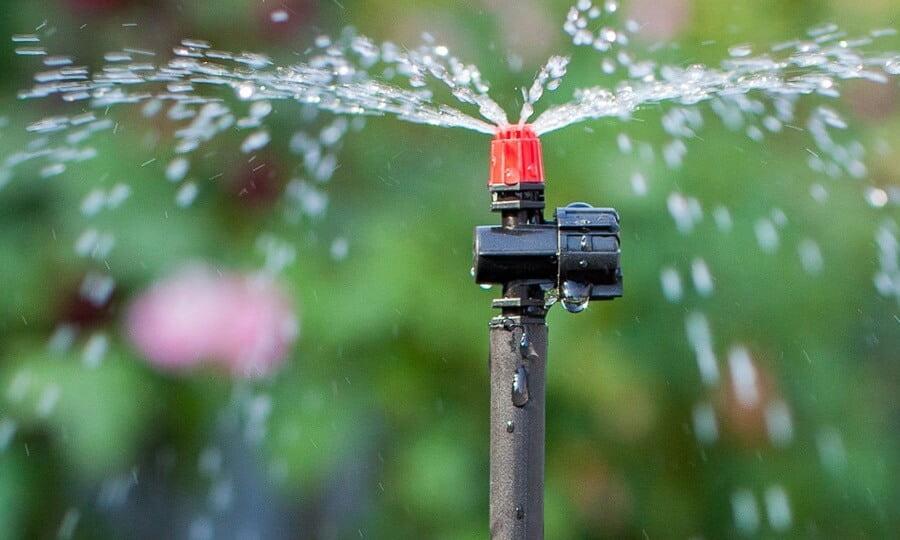 drip irrigation sprinkler head