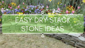 DRY STACK STONE IDEAS