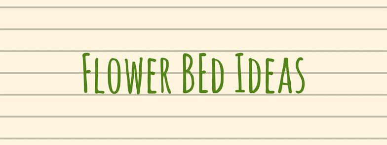 raised garden bed flower ideas