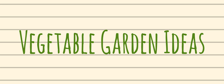 raised garden bed vegetable ideas