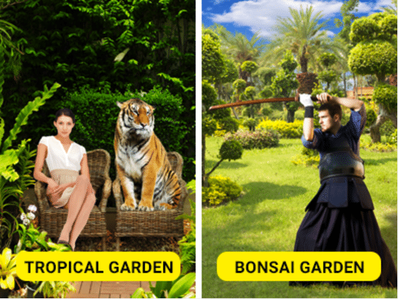 which garden are you?