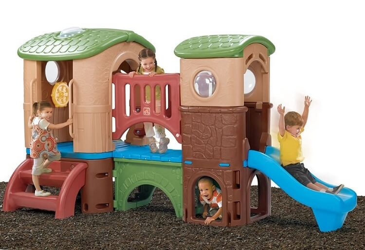 Step2 Clubhouse Climber PlaySet