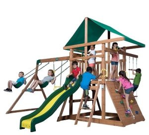 best outdoor playsets Discovery Mount McKinley
