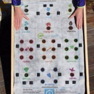 outdoor garden mat