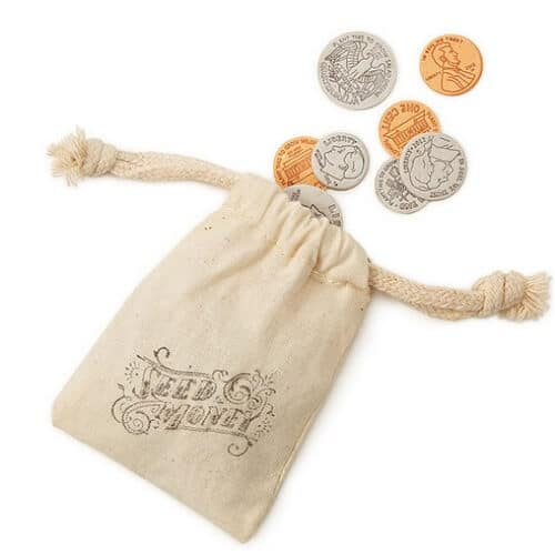 seed money gift for gardeners