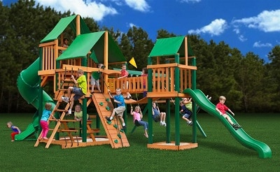 best outdoor playsets gorillaz