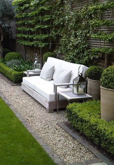 outdoor garden couch