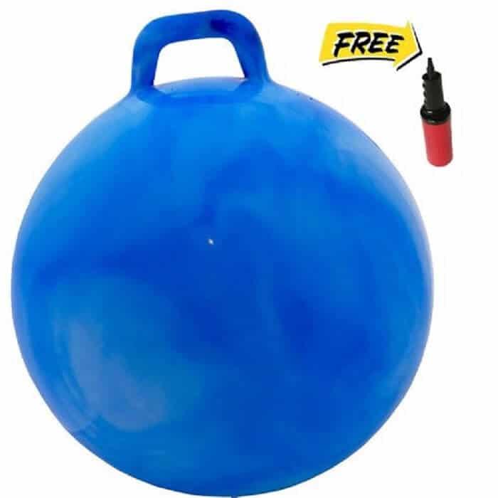 Waliki blue hopper ball