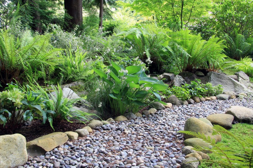 rock garden ideas and instructions build your own - Rock Garden Ideas