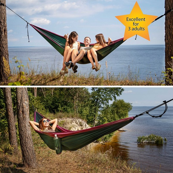 RICHKA Double Camping Hammock Review: What The Experts Think