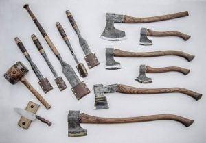 axe splitting maul