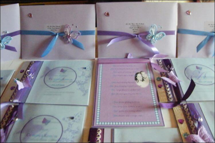 Lavender wedding ideas lavender stationery