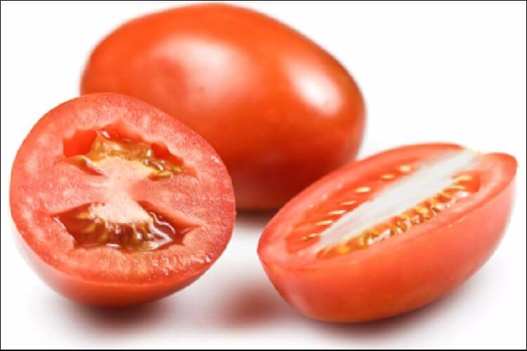 how to grow Roma tomatoes tomato cut in half