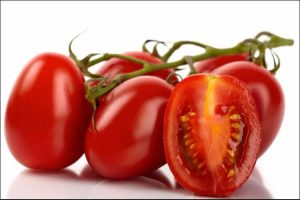how to grow Roma tomatoes bunch of Roma tomatoes