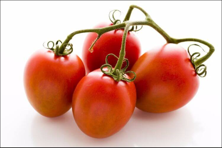 how to grow Roma tomatoes bunch of tomatoes