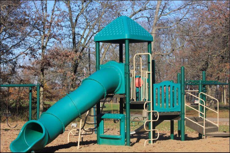 how to build a slide tube slide