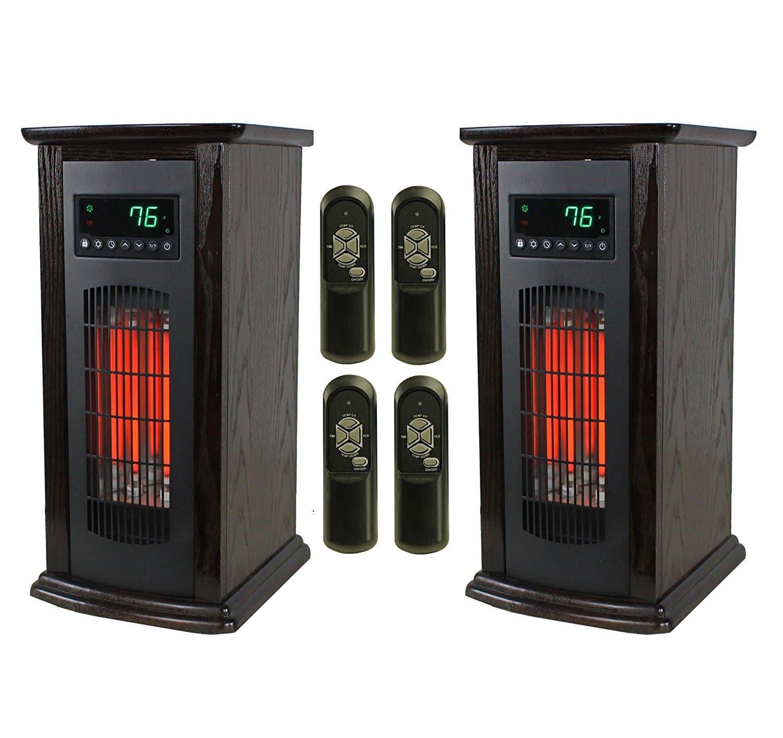 Lifesmart Lifepro 3 Element Space Heater Review