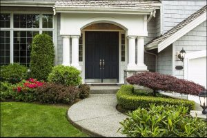 front yard landscaping ideas on a budget front yard pathway