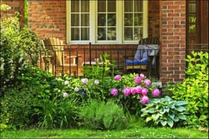 front yard landscaping ideas on a budget front yard flowers