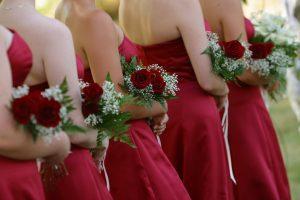 december wedding flowers
