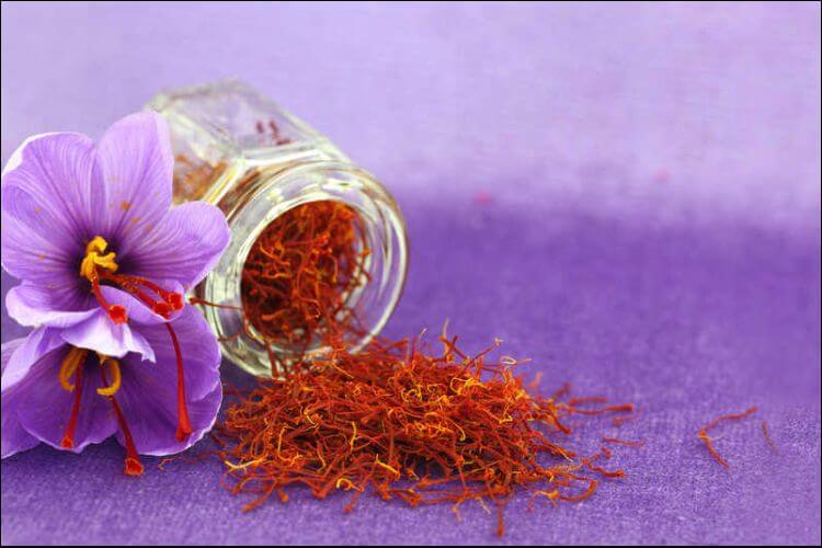 spices to grow indoors saffron flower and spice