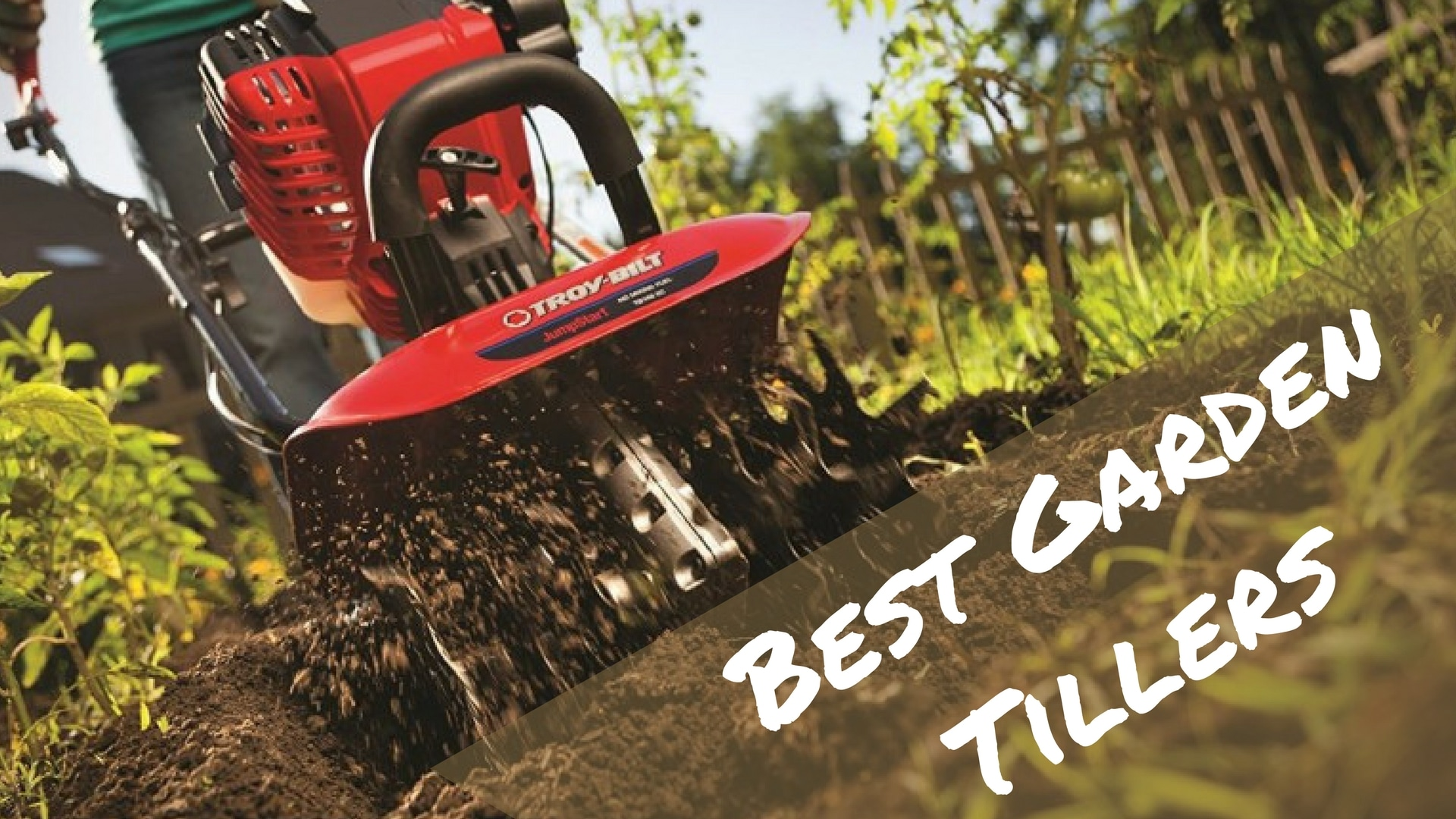 Finding the Best Garden Tiller - Our Top 10 Picks and Reviews