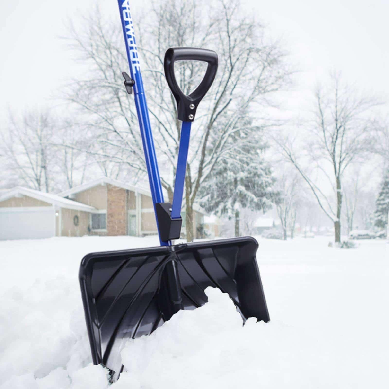 snow joe shovelution: review