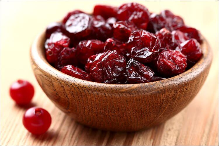 how to grow cranberry dried cranberry