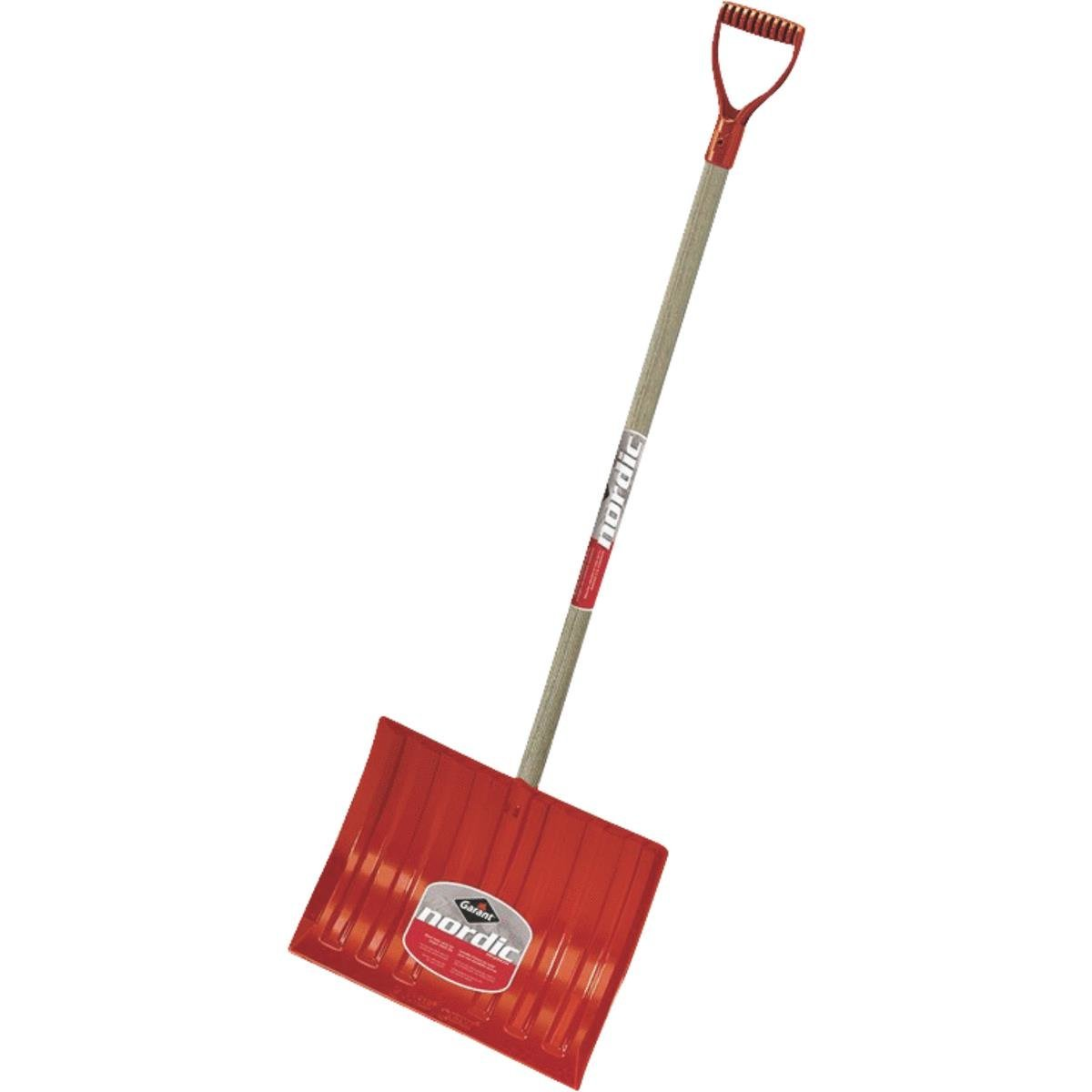 Garant Nordic 18 Inch Poly Blade Snow Shovel: Review