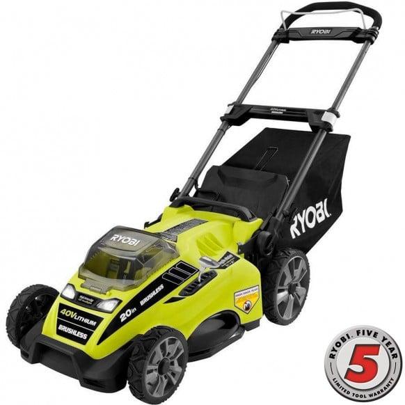 Ryobi Cordless Electric Lawn Mower