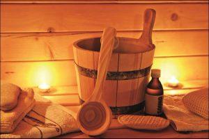 DIY outdoor sauna sauna accessories