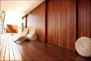 DIY outdoor sauna wooden sauna interior