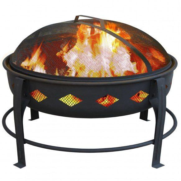 Landmann Usa Bromley Fire Pit Review
