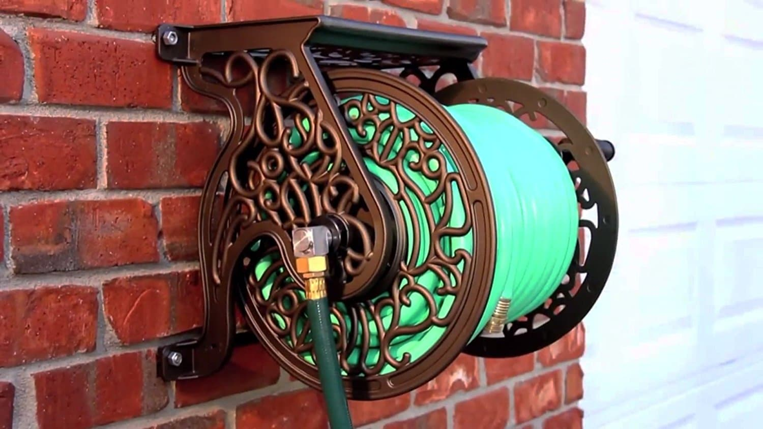 Liberty Garden Products Garden Hose Reel