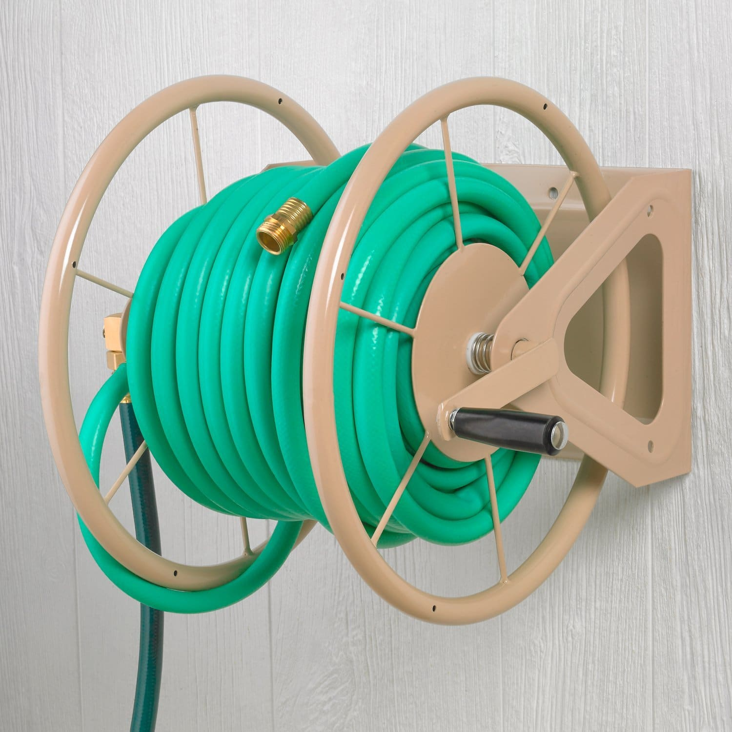 best garden hose reel, Liberty Garden Products Multi-Purpose Garden Hose Reel.